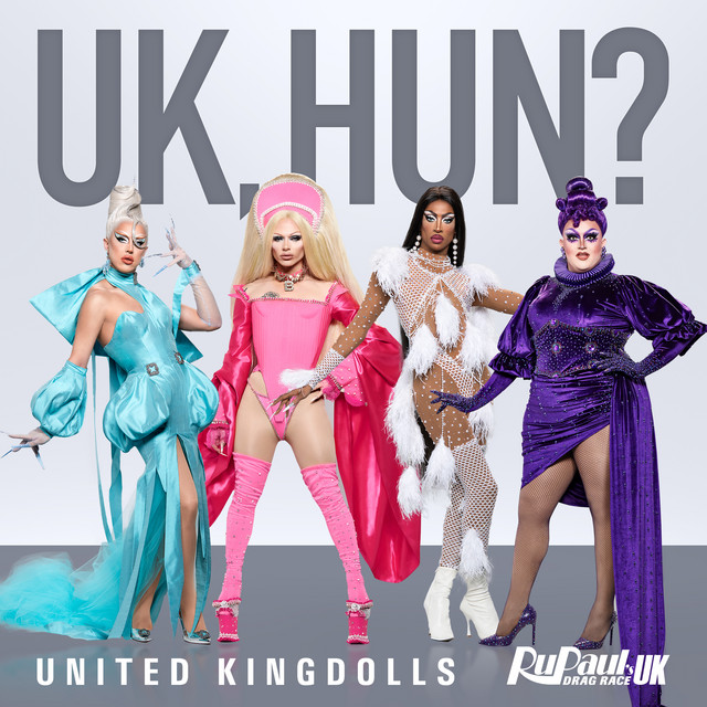The Cast of RuPaul's Drag Race UK, Season 2