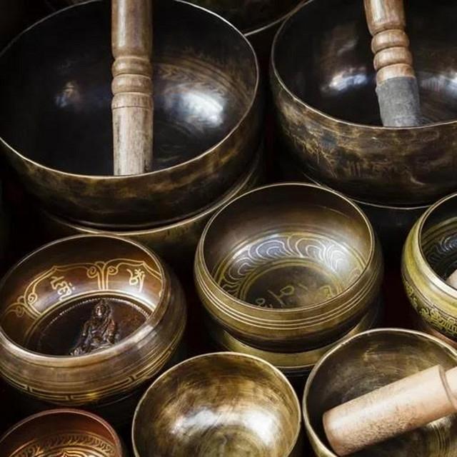 Tibetan Singing Meditation Bowls