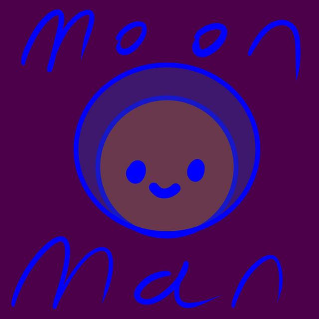 Moon Man Vinyl