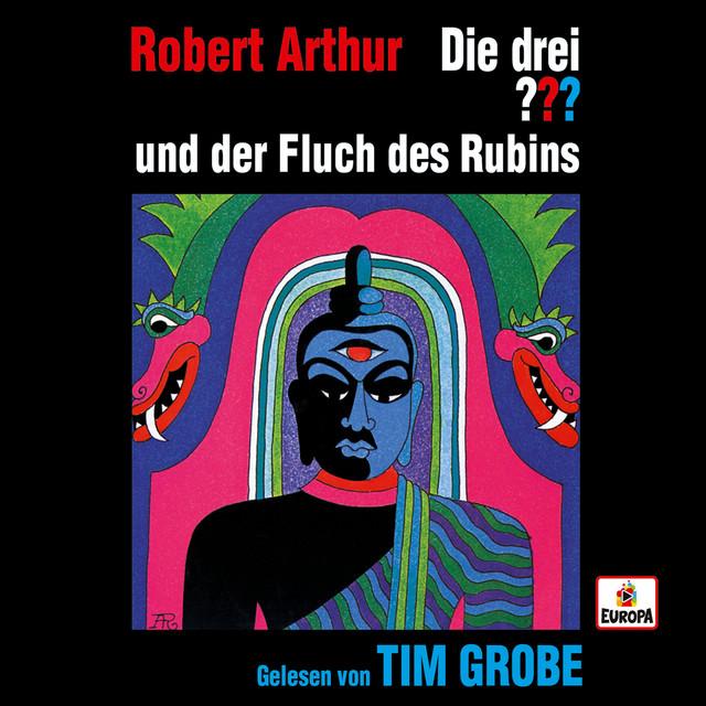 Tim Grobe liest ...und der Fluch des Rubins Cover
