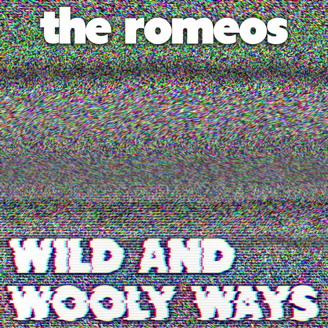 Wild and Wooly Ways cover