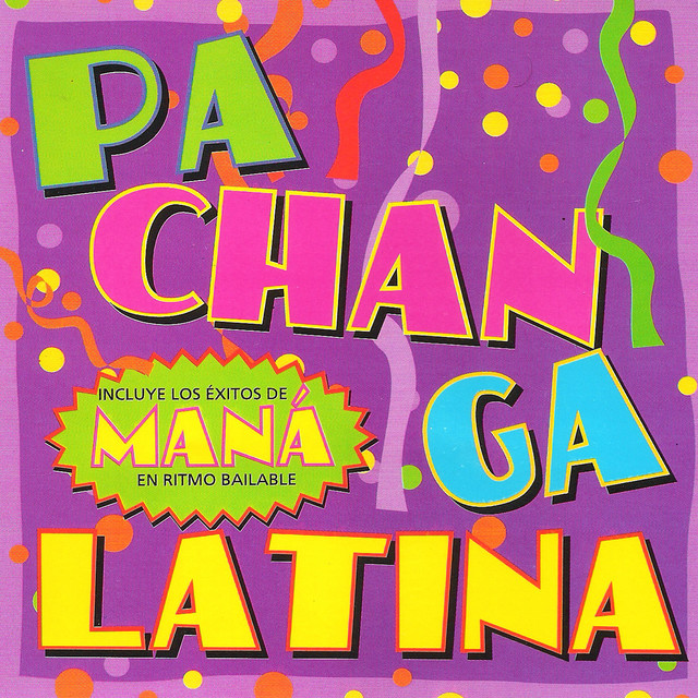 Pachanga Latina on Spotify
