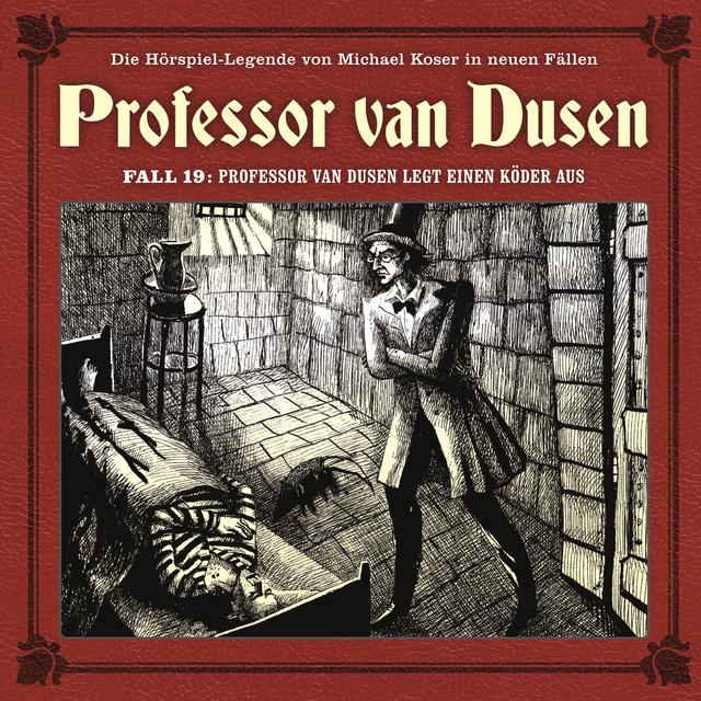 Die neuen Fälle, Fall 19: Professor van Dusen legt einen Köder aus Cover