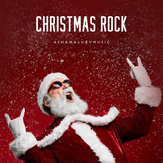 Christmas Rock Image