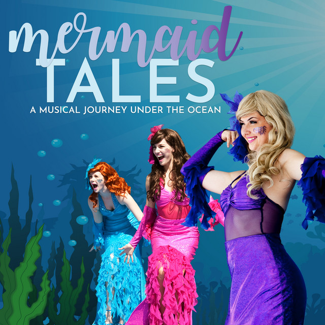Mermaid Tales: A Musical Journey Under the Ocean