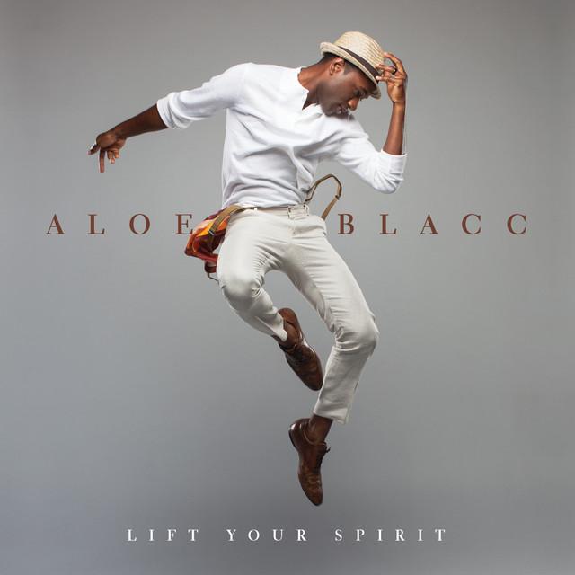 Aloe Blacc album cover