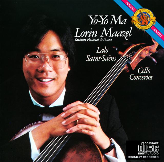 Saint-Saëns & Lalo: Cello Concertos