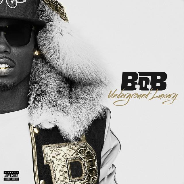 B.o.B album cover