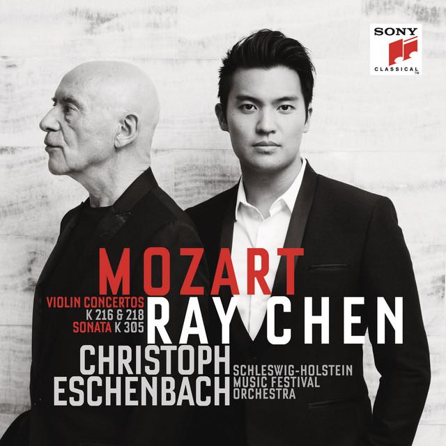 Ray Chen – Mozart: Violin Concertos & Sonata