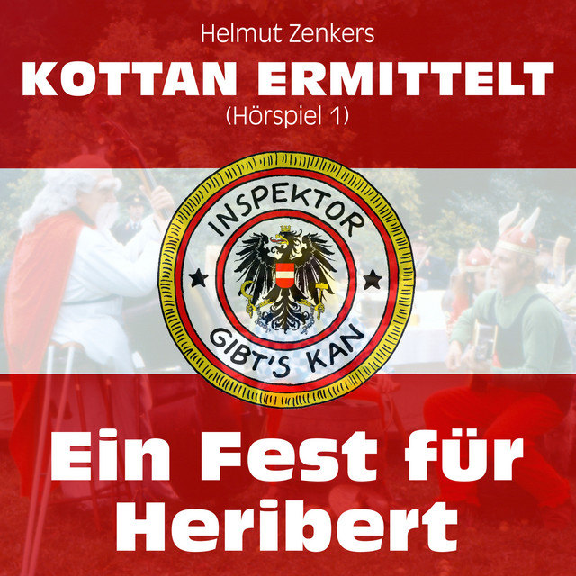 Folge 1: Ein Fest für Heribert Cover