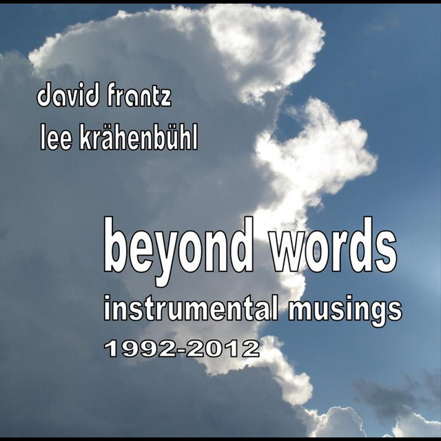 David Frantz & Lee Krähenbühl