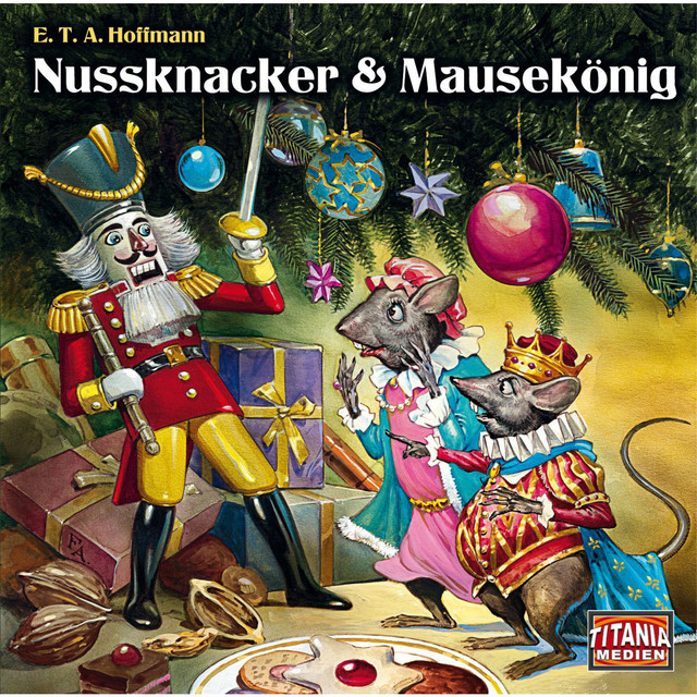Nussknacker & Mausekönig (Titania Special Folge 6) Cover