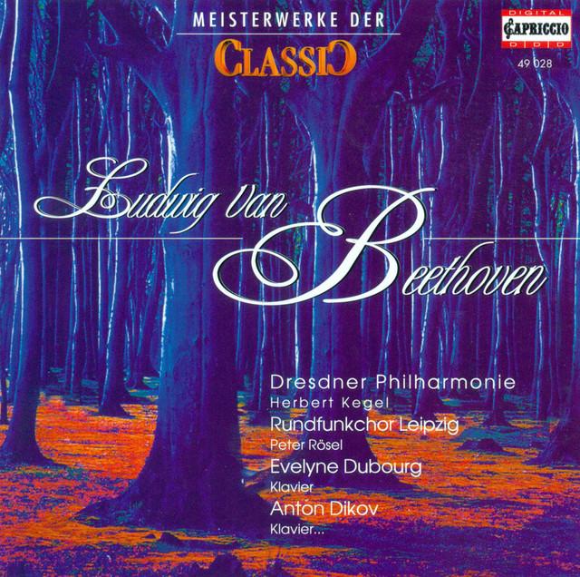 """Fantasia in C Minor, Op. 80, """"Choral Fantasy"""": Finale"""