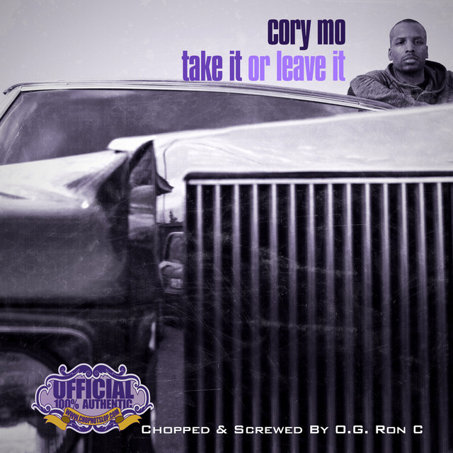 Take It Or Leave It: Chopped Up By O.G. Ron C