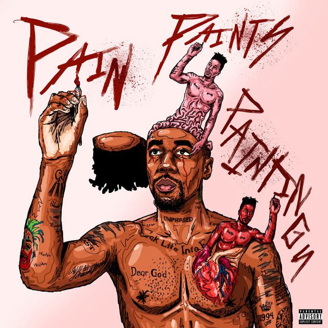 Pain Paints Paintings