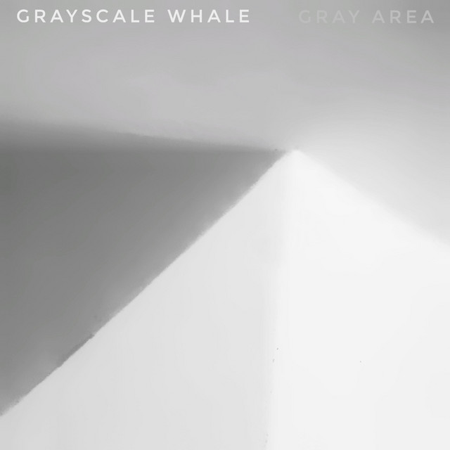Grayscale Whale