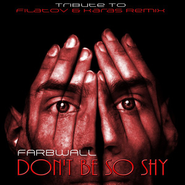 Artwork for Don't Be so Shy - Filatov & Karas Remix Tribute by Farbwall