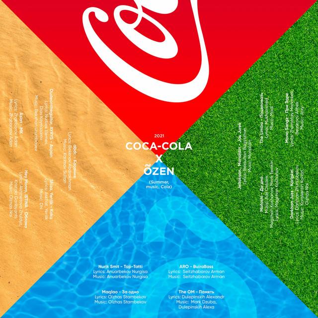 coca-cola x ozen