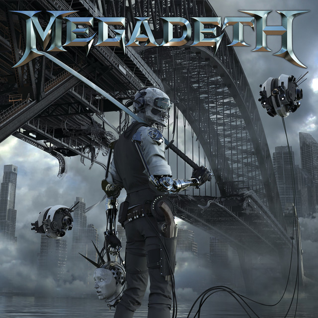 Artwork for Bullet To The Brain by Megadeth