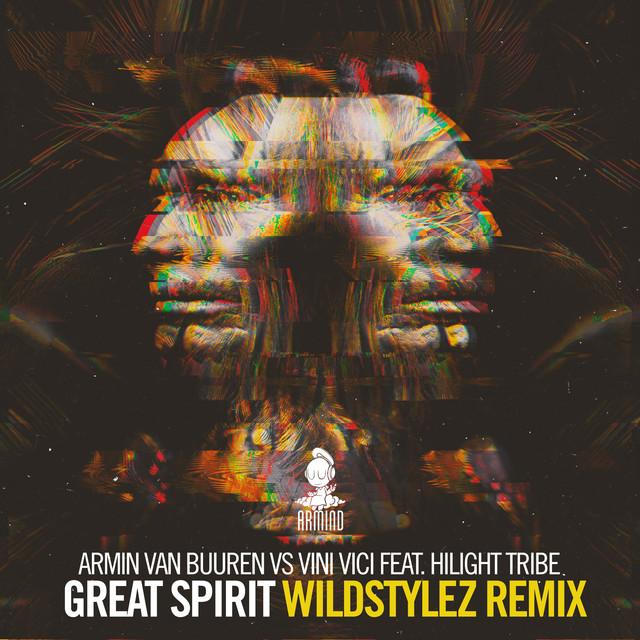 Wildstylez Great Spirit - Wildstylez Remix acapella