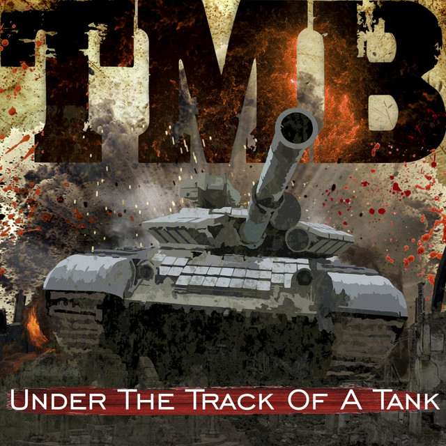 Under the Track of a Tank  Image