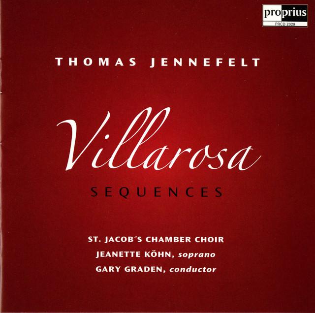 Jennefelt: Villarosa Sequences