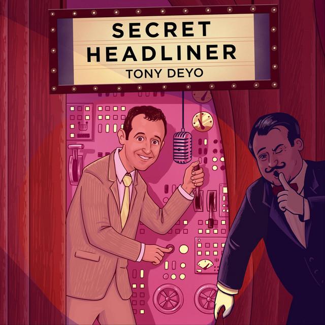 Tonight's Secret Headliner album cover
