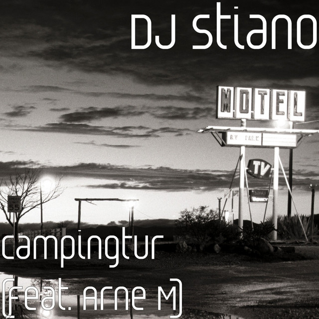 Artwork for Campingtur (feat. Arne M) by DJ Stiano