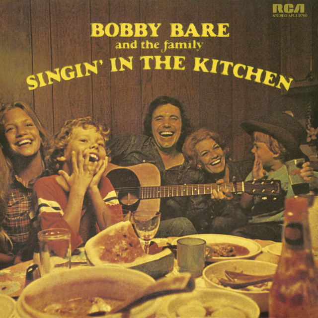 Singin' in the Kitchen album cover