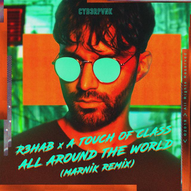All Around The World (La La La) [Marnik Remix]