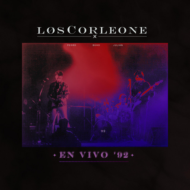 En vivo '92 (live)