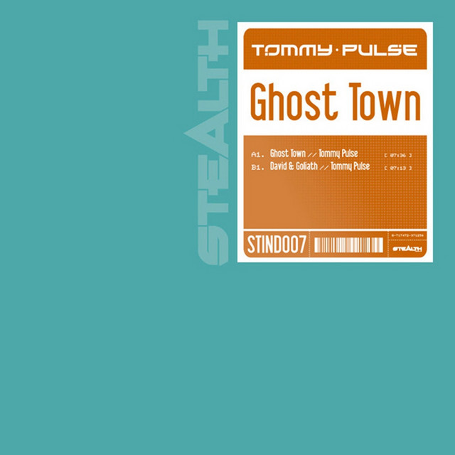 Ghost Town | David & Goliath Image