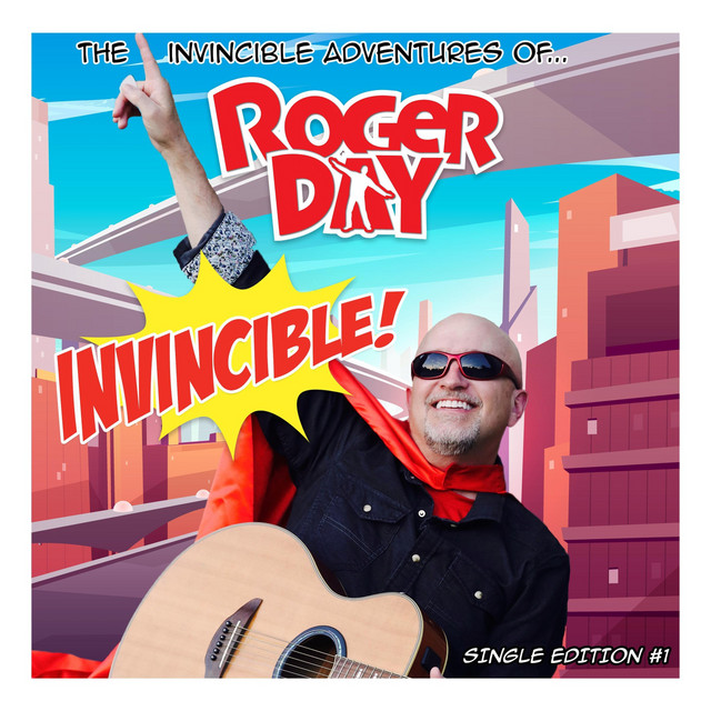 Invincible! by Roger Day