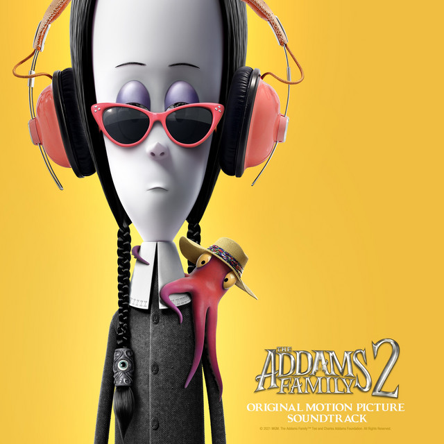 The Addams Family 2 (Original Motion Picture Soundtrack)