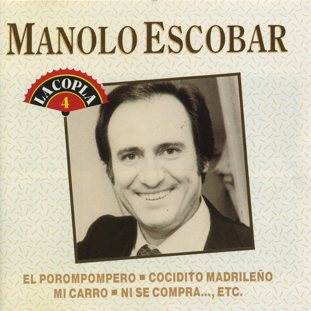 Manolo Escobar Spotify