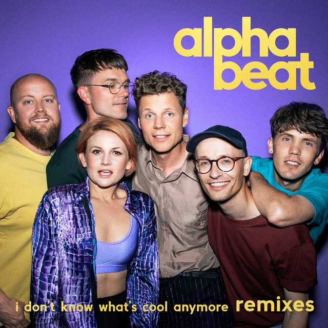 Alphabeat I don't know what's cool anymore (Initial Talk remix)