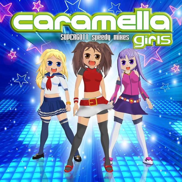 Cover art for Caramelldansen by Caramella Girls