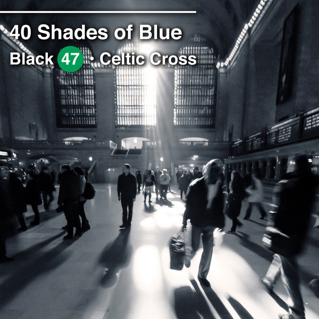 40 Shades of Blue Image