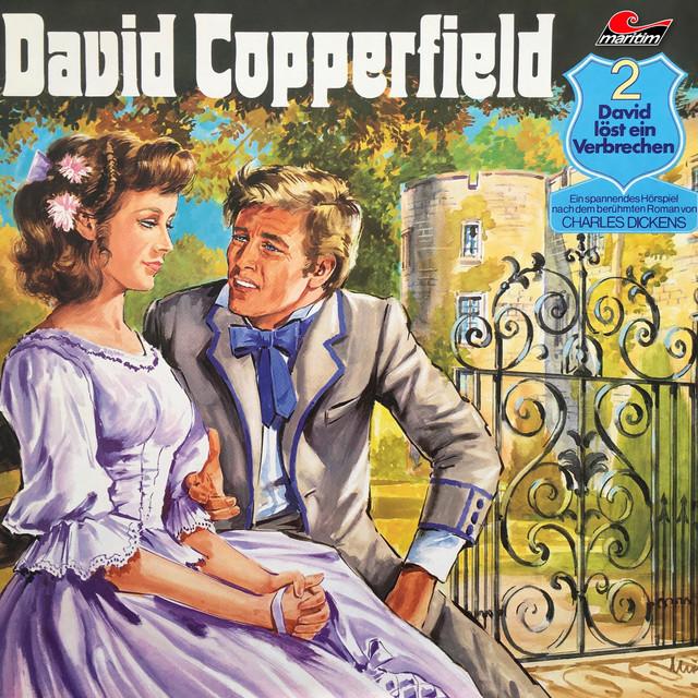 Folge 2: David löst ein Verbrechen Cover