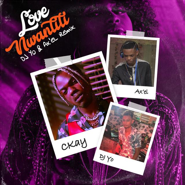 love nwantiti (feat. Dj Yo! & AX'EL) - Remix