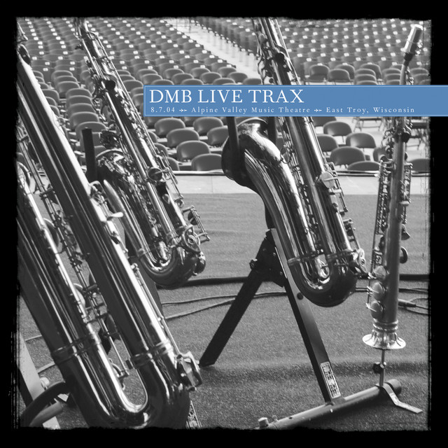 Live Trax Vol. 28 CD3 2013 Rock - Dave Matthews …