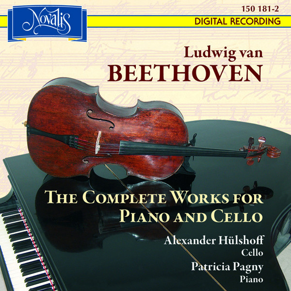 Ludwig Van Beethoven: The Complete Works For Piano And Cello