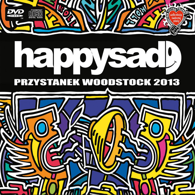 Happysad Live Przystanek Woodstock 2013
