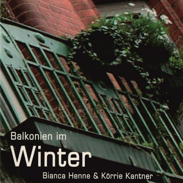 Balkonien im Winter
