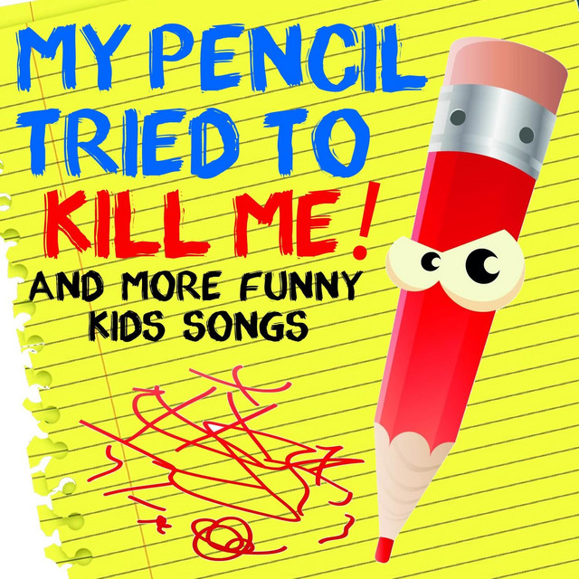 My Pencil Tried to Kill Me and More Funny Kids Songs by Sharon, Lois & Bram