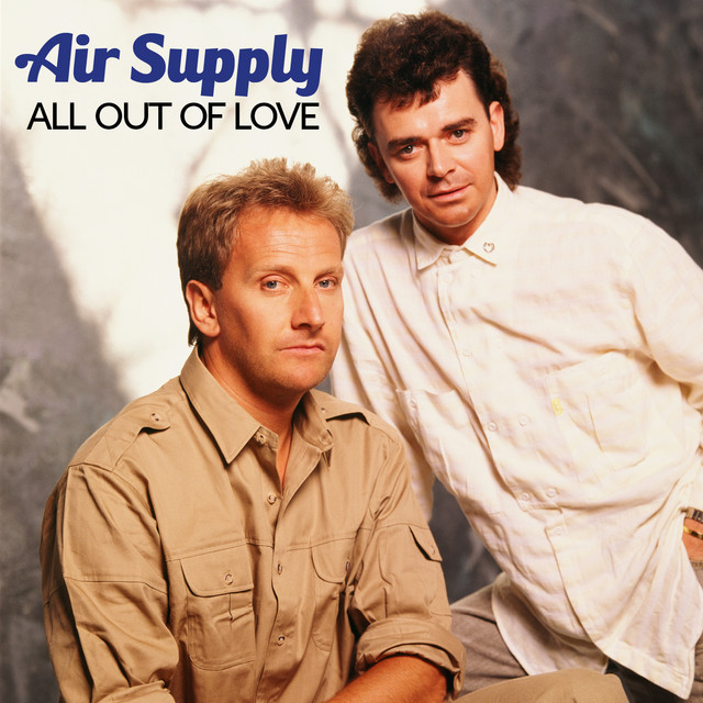 All Out Of Love - Making Love Out of Nothing at All