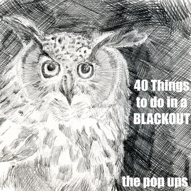 40 Things to Do in a Blackout by The Pop Ups