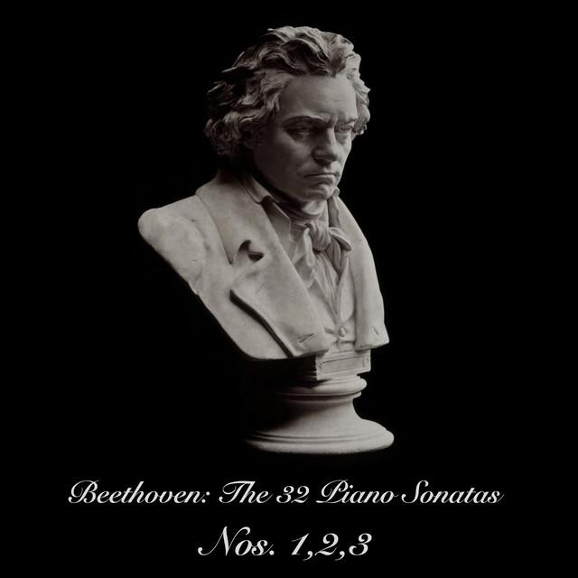 Beethoven: The 32 Piano Sonatas Nos. 1,2,3