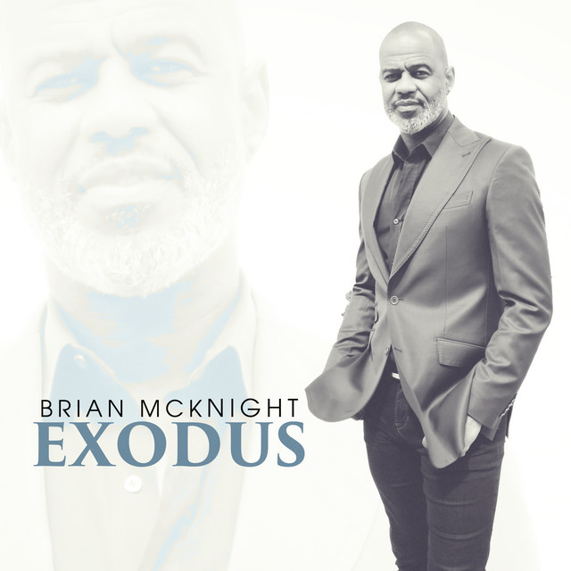 Album cover for Exodus by Brian McKnight