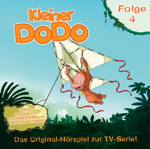 Kleiner Dodo, Folge 4 (Das Original-Hörspiel Zur Tv-Serie) Cover